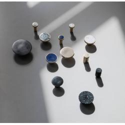 Photo of Wardrobe Hooks & Dress Hooks –  Stone Brass Wall Hooks Ferm LivingFerm Living  -…