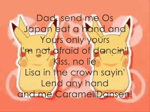Misheard Lyrics Caramelldansen