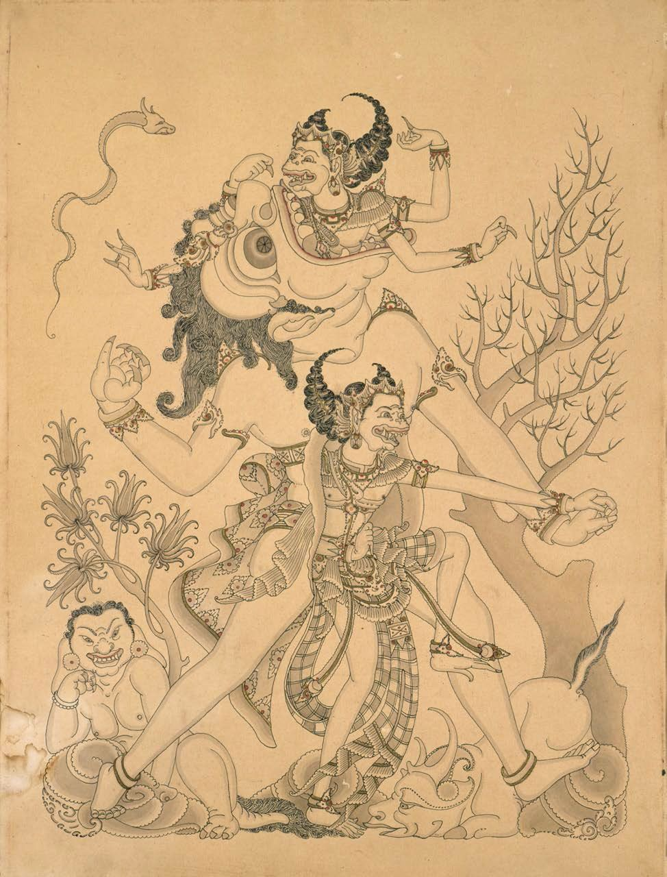 Asian Art Museum Education Department Hanuman\'s encounters with ...
