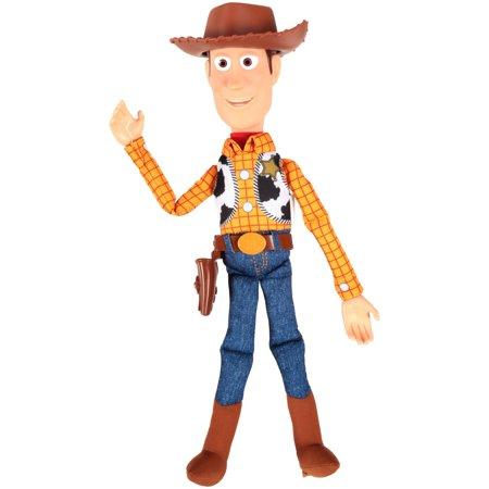 Disney Pixar Toy Story Woody Talking Action Figure Multi Color
