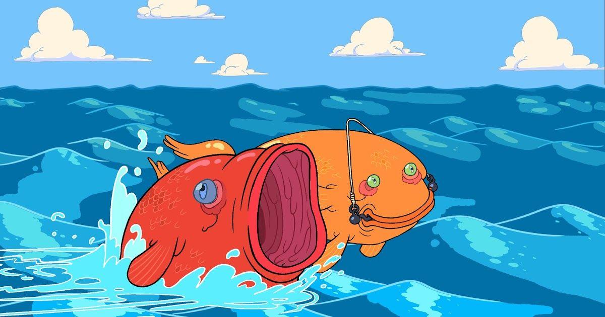23 Gambar Kartun Pemandangan Hutan Wallpaper Pemandangan Ilustrasi Gambar Kartun Waktu Download Gambar Adventure Time Wallpaper Wallpaper Animal Wallpaper