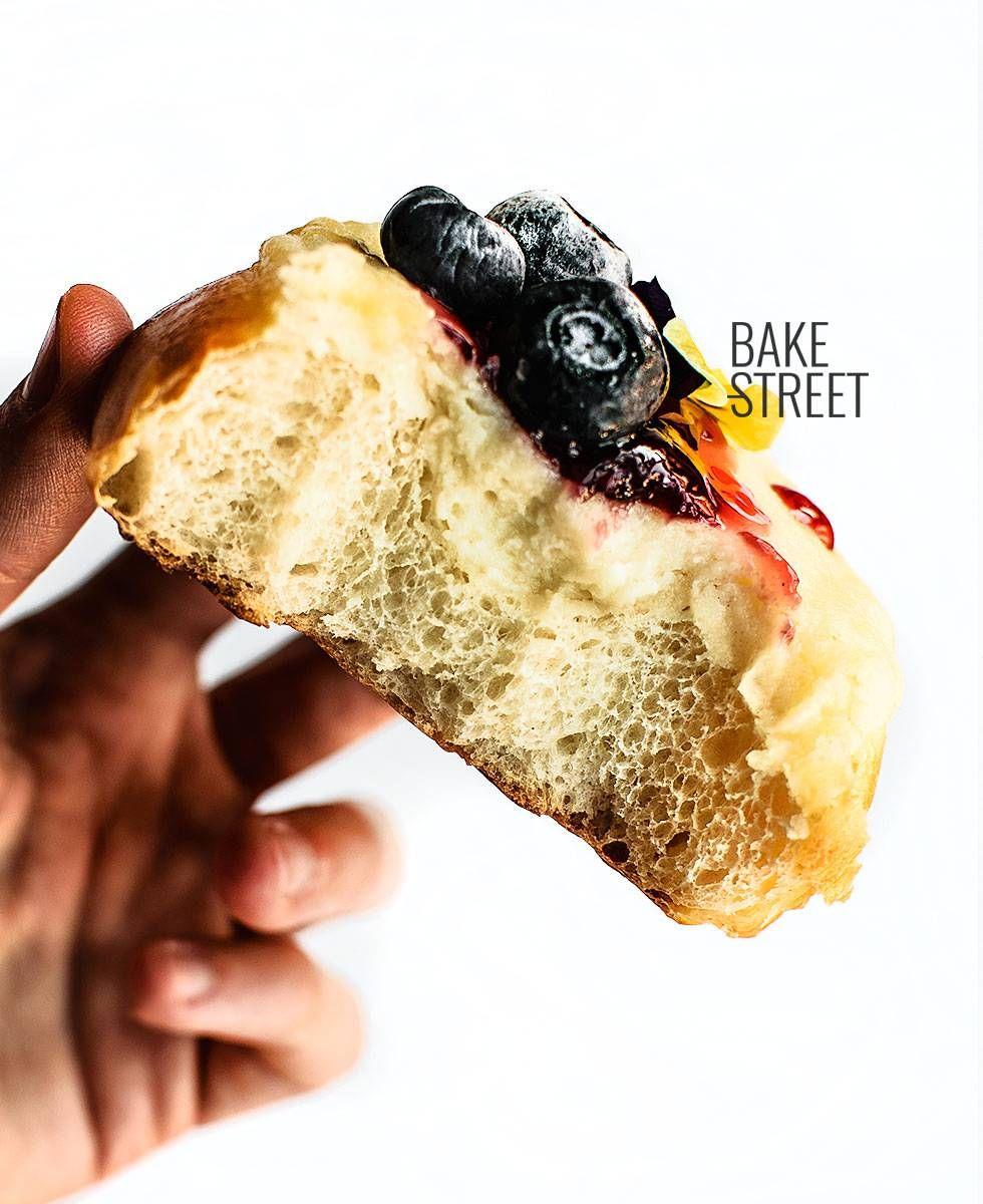 Vatrushka Pan Dulce Ruso Bake Street Com Receta Pan De Dulce Dulce En Olla Authentic Mexican Recipes