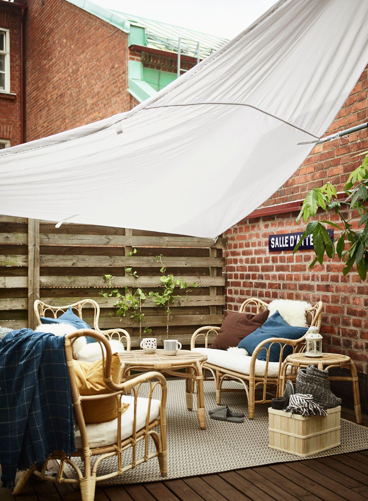 Tapis extérieur pour terrasse et jardin | Inspiration shopping, par ...