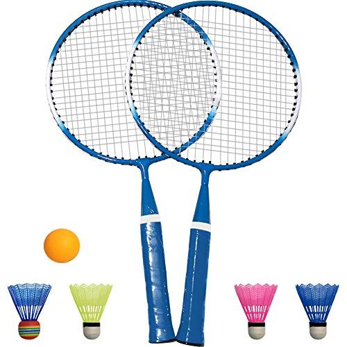 TINTON LIFE 1 Pair Badminton Racket for Children Indoor/Outdoor Sport Game TINTON LIFE