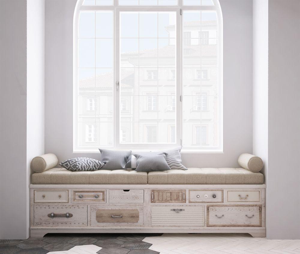 Unterschiedlich Vintage-Möbel im Shabby-Chic-Stil selbst gestalten | selfmade  BX55