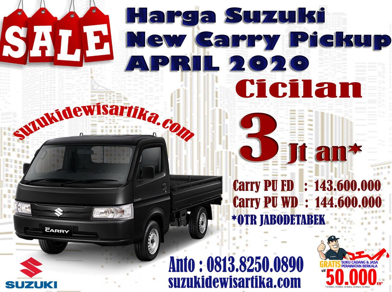 Harga Suzuki Carry Pickup Bulan April 2020 Perawatan Hubungan