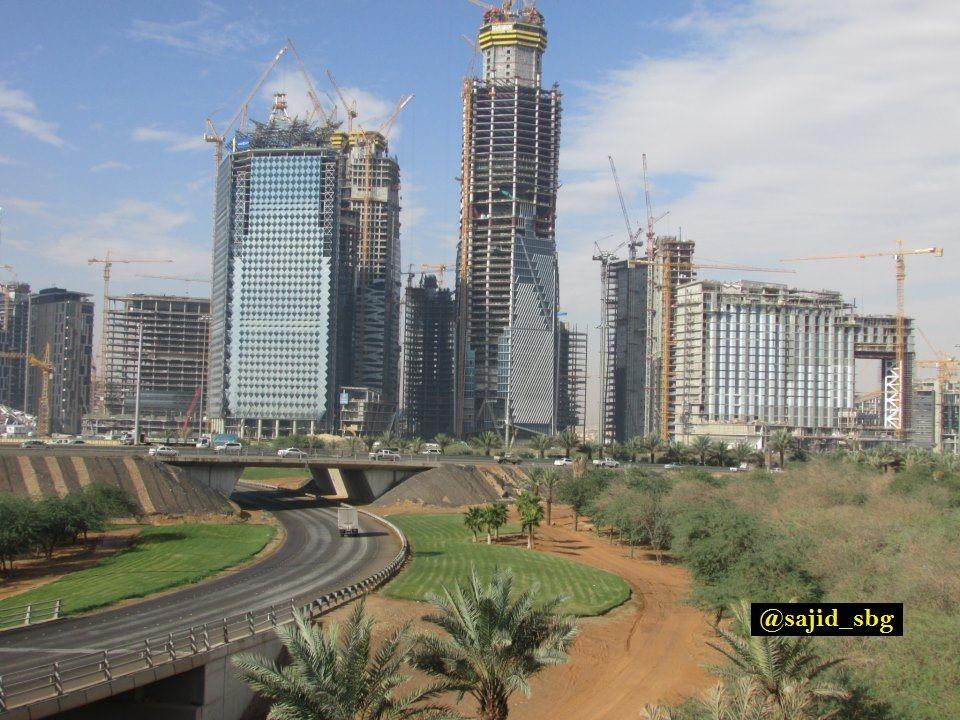 Pin By مدينة الرياض Arriyadh City On King Abdullah Financial District Kafd Financial District Places To Visit King Abdullah
