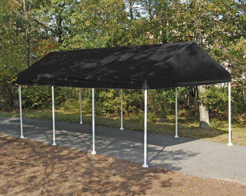 ShelterLogic 25766 10×20 Canopy, 1 .38 In. 8 Leg