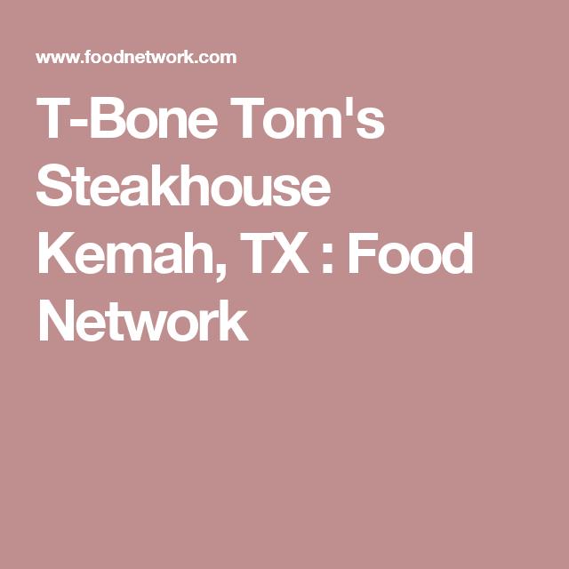 toms steakhaus