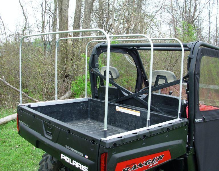 Camper Bed Cover For Polaris Ranger Camper Tops Camper Beds Polaris Ranger