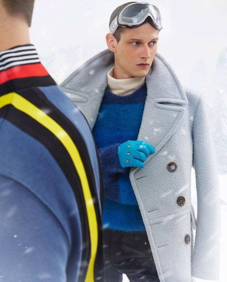 Men's Après-Ski Style