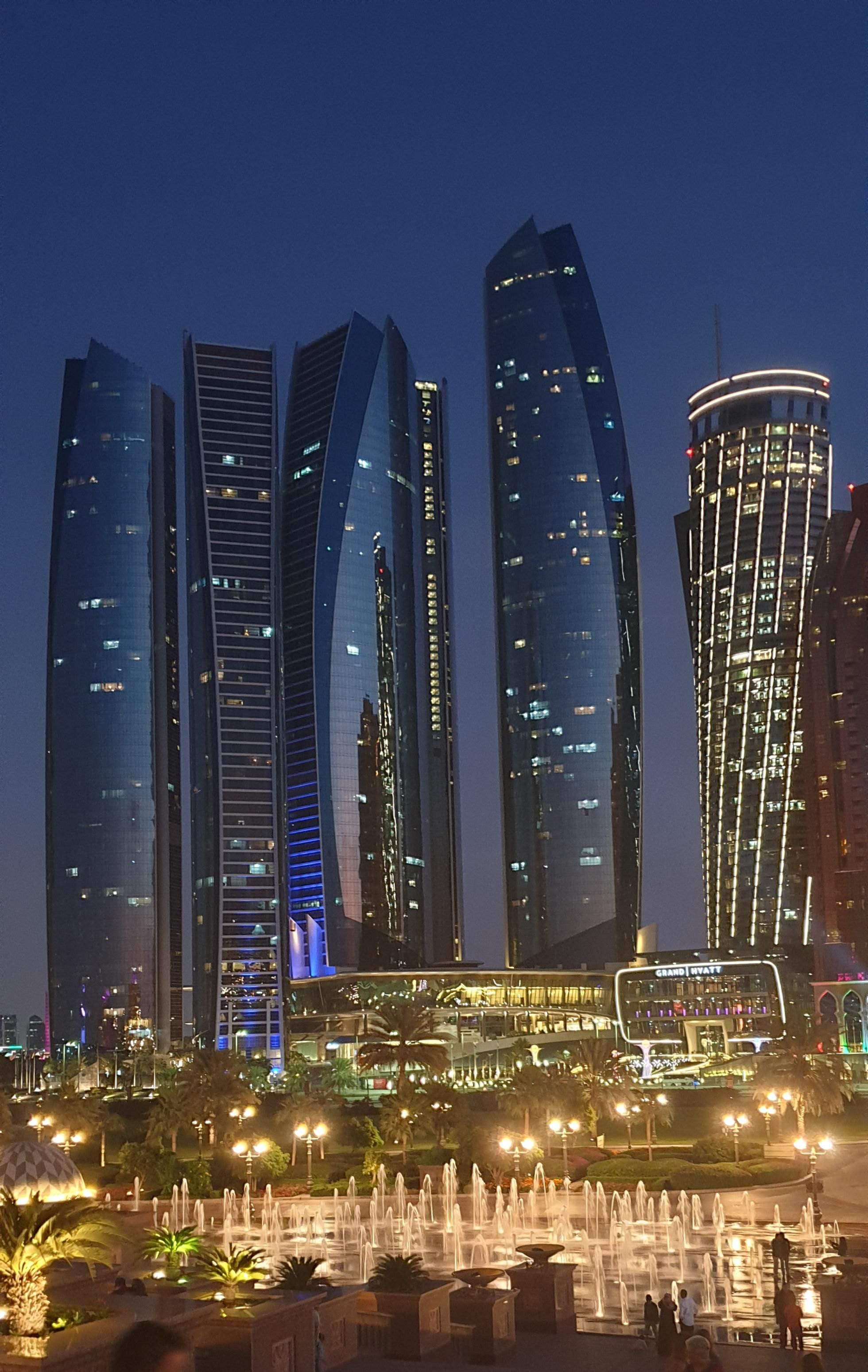 Abu dhabi uae city cities buildings photography with