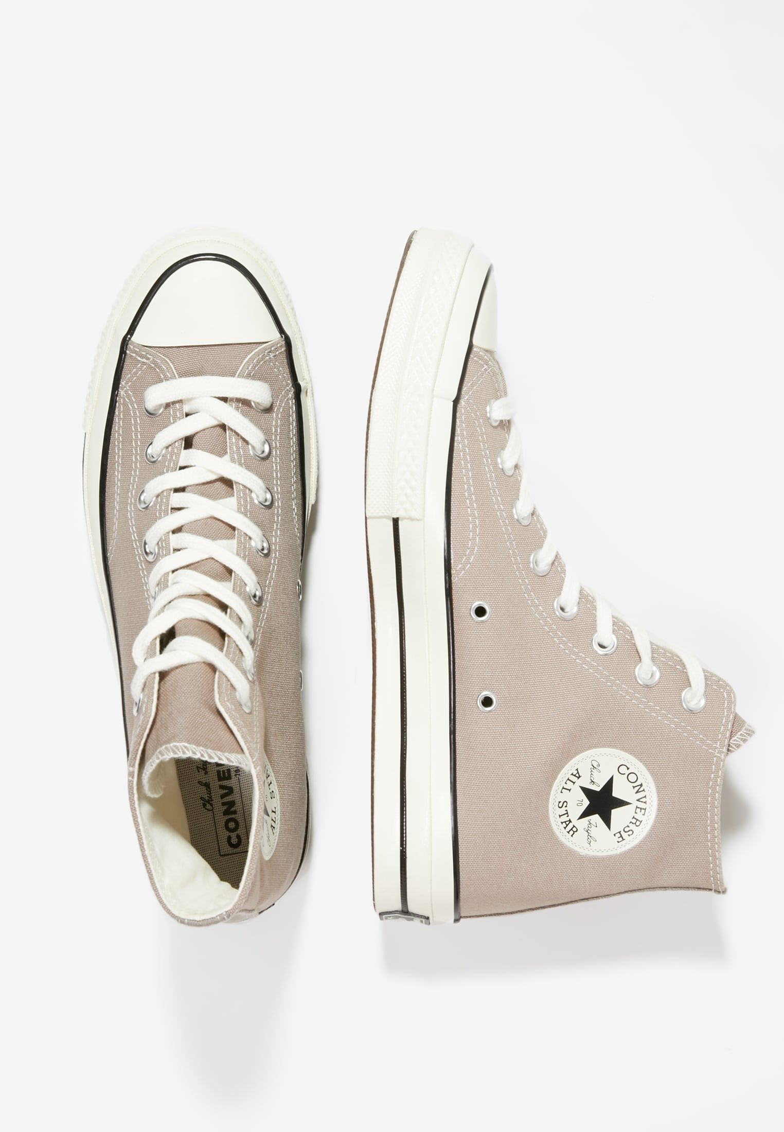 Converse CHUCK 70 High top trainers sepia stoneegret