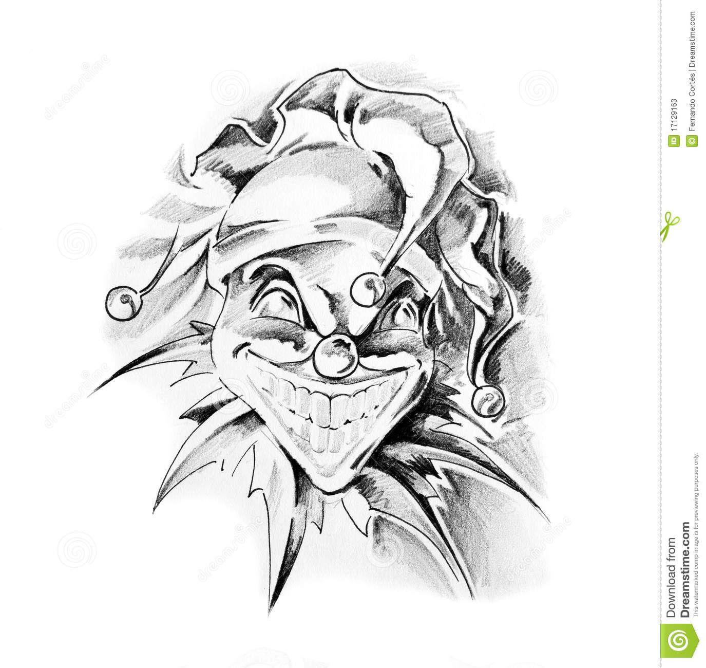art tattoo recherche google clown pinterest tattoo. Black Bedroom Furniture Sets. Home Design Ideas