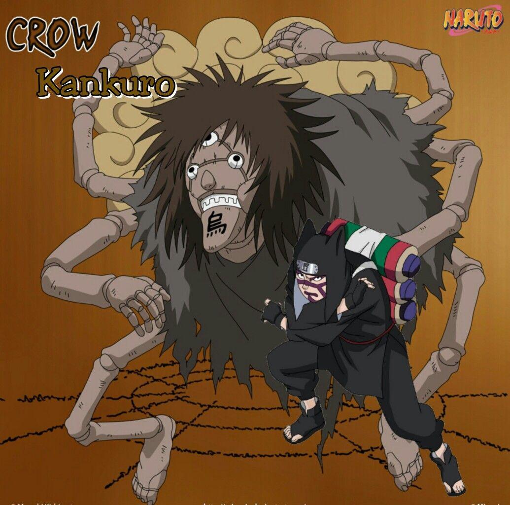 Naruto Shippuden Karten.Kakuro And Crow Naruto Zeichnen Zeichnen