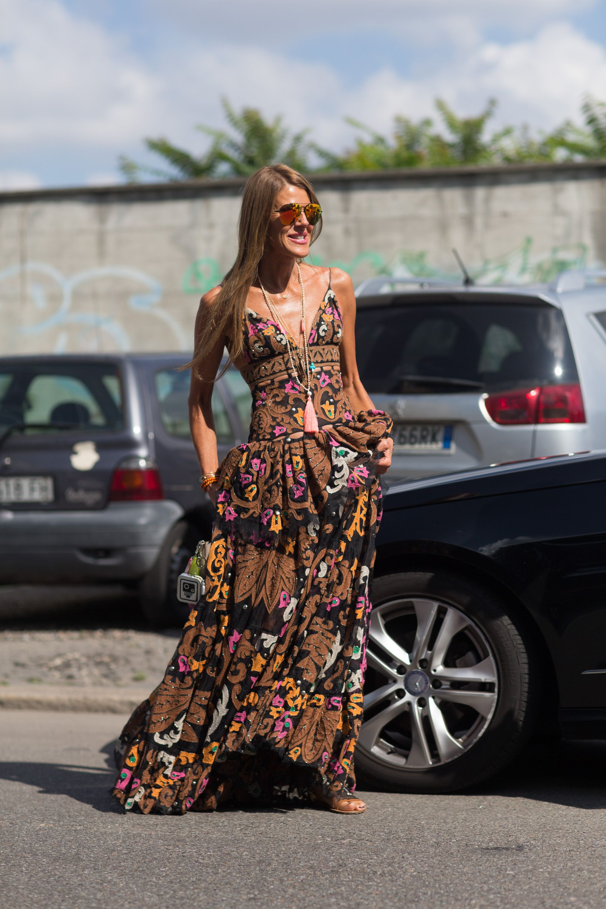 15 Non-Basic Ways to Wear Florals forSpring
