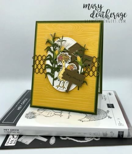 Stampin' Up! Hey Chick Happy Day with Video Tutori