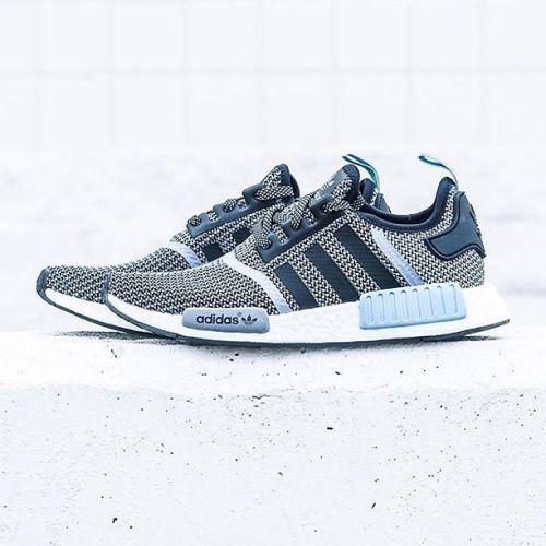 zapatillas adidas azul claro