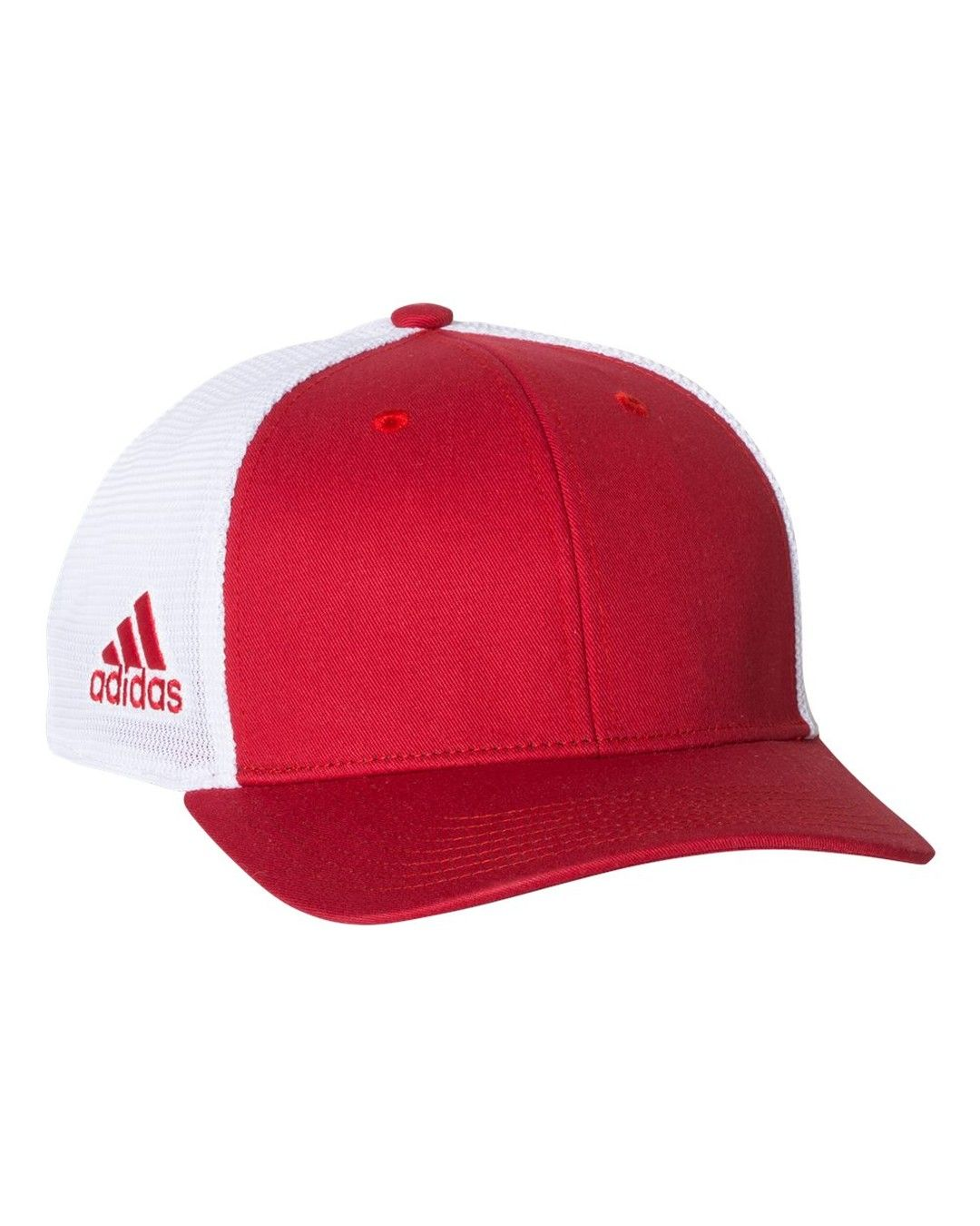 709f4d2df6c28  workshopcity posted to Instagram  Adidas Power Red  White Mesh Colorblock  Cap. . . . . . . .  hat  snapback  cap  hats  caps  hats  custom  customize  ...