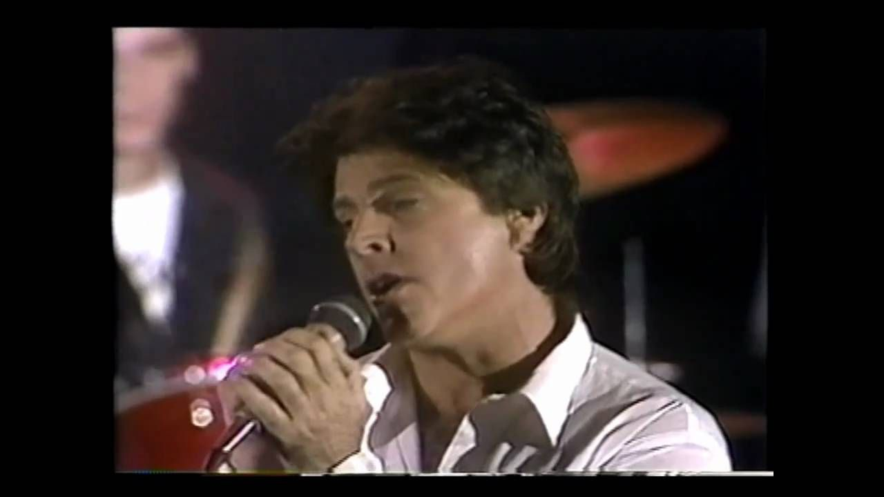 Rick Nelson Fools Rush In Live 1983 HE IS SO ADORABLE AND HIS LITTLE ...