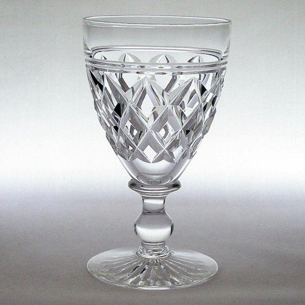 glass stuart crystal wine