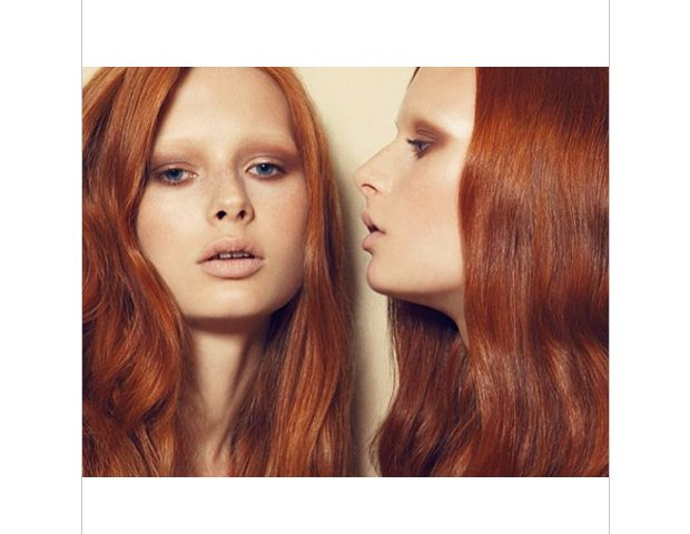 Lottie @Lottie Wills If we had to guess, we'd say model twins Patrycja and Paulina Marciniak have more than a few tricks to keep their red hair t...