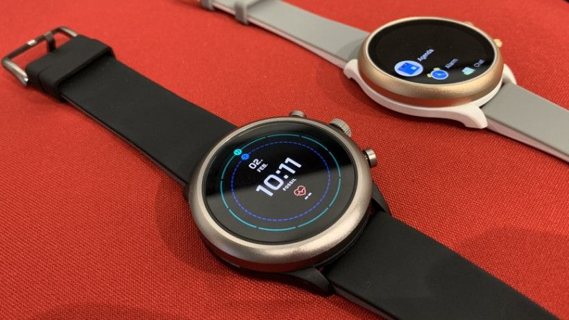 Fossil Sport review Fossil, Smart watch, Wearable