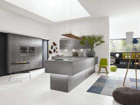 Het nieuwe keramische front ALNOCERA Concretto is huiselijk en ...