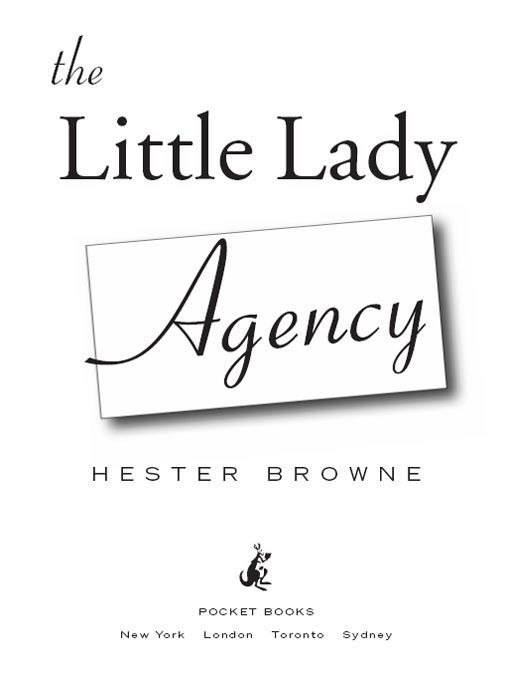 the little lady agency browne hester