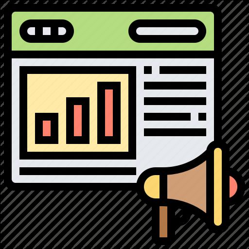 Advertisement Content Inbound Marketing Media Icon Download On Iconfinder Media Icon Web Design Icon Icon