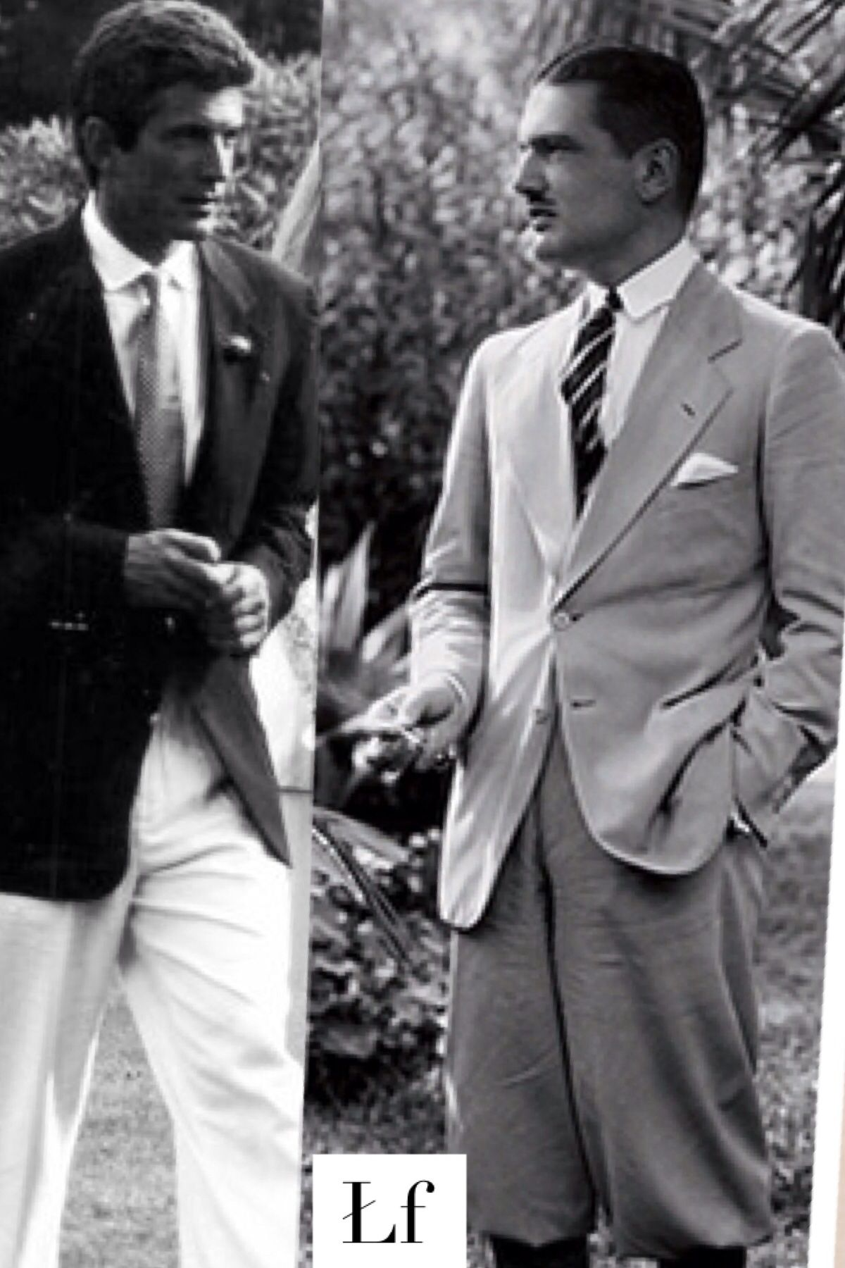 My vision of John Kennedy Jr. on July 17th 1999. With Black Jack Bouvier, father of Jacqueline Bouvier Kennedy Onassis
