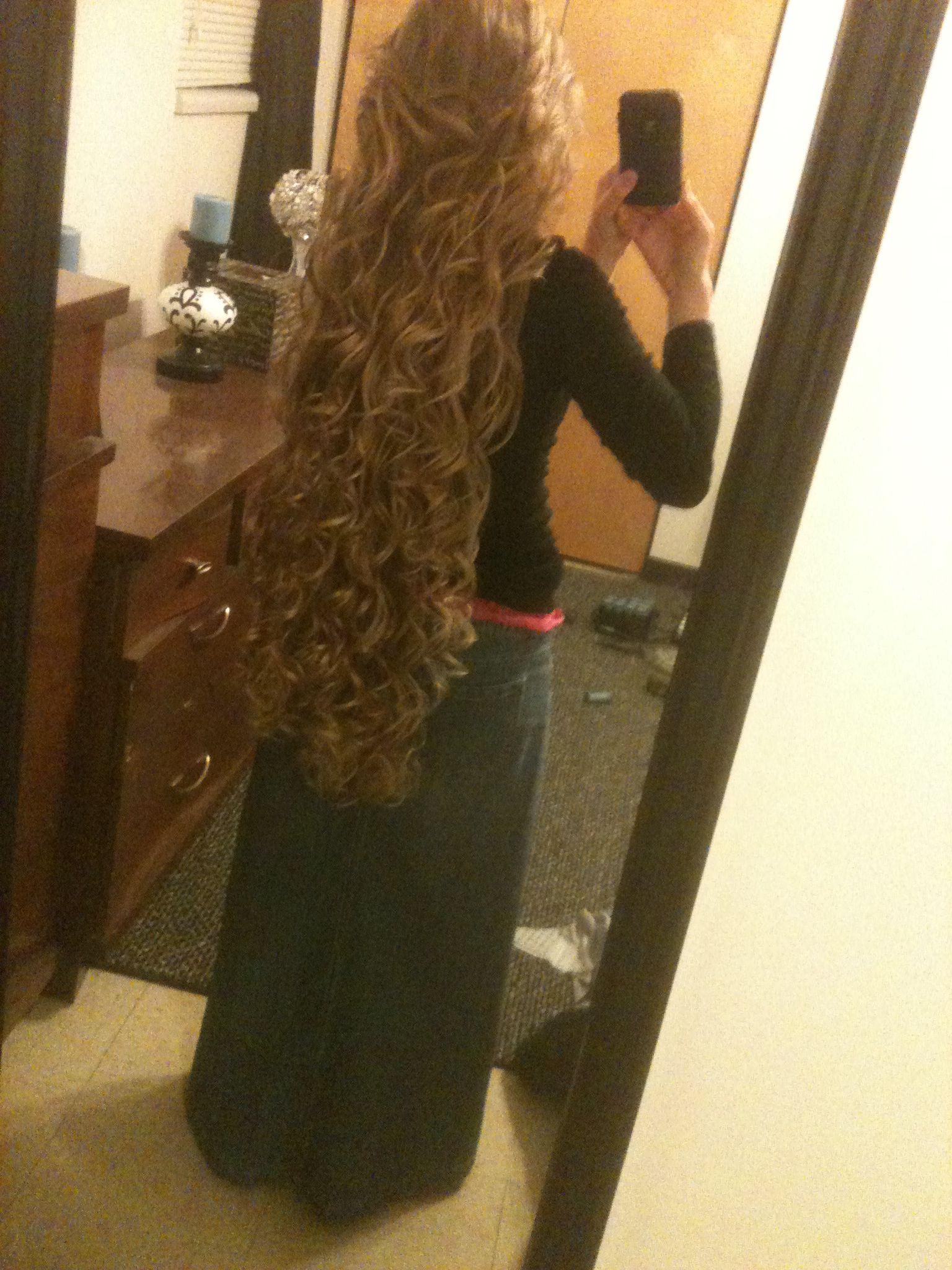 gorgeous pentecostal hair!   Cute girlie hairdos   Long ...