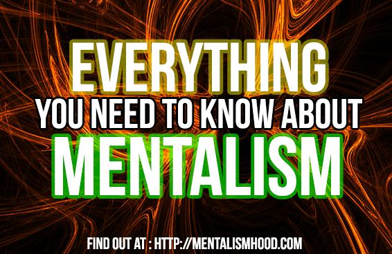 Pin On Mentalism