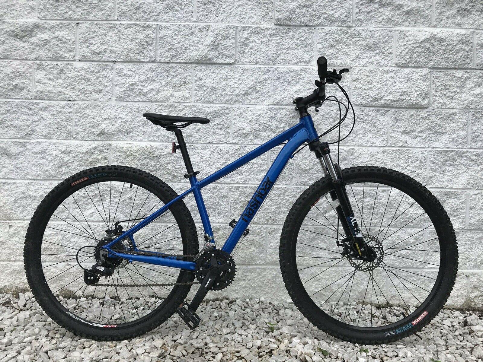 Nashbar At29 29er 16 5 24 Speed Mountain Bike W Lockout Disc