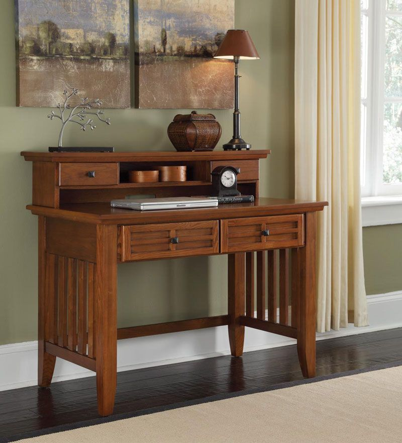 arts crafts home office. Mission Style Arts And Crafts Home Office Desk Hutch Http://www.plowhearth.com/plow_assets/images/shop/catalog/34342x.jpg