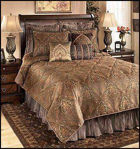 Bedding Set in Antique bedding medieval theme bedrooms ...
