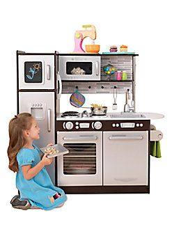 KidKraft - Uptown Espresso Kitchen | Playrooms | Pinterest ...