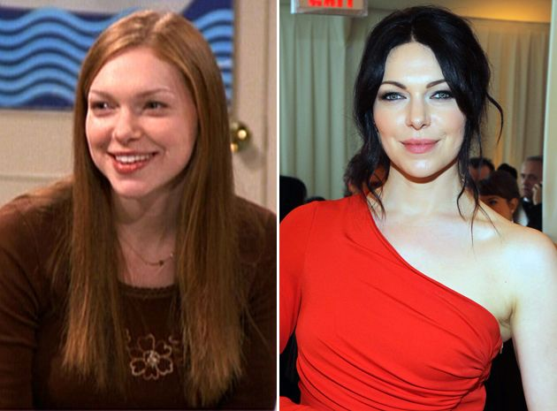 Topic Laura prepon donna pinciotti