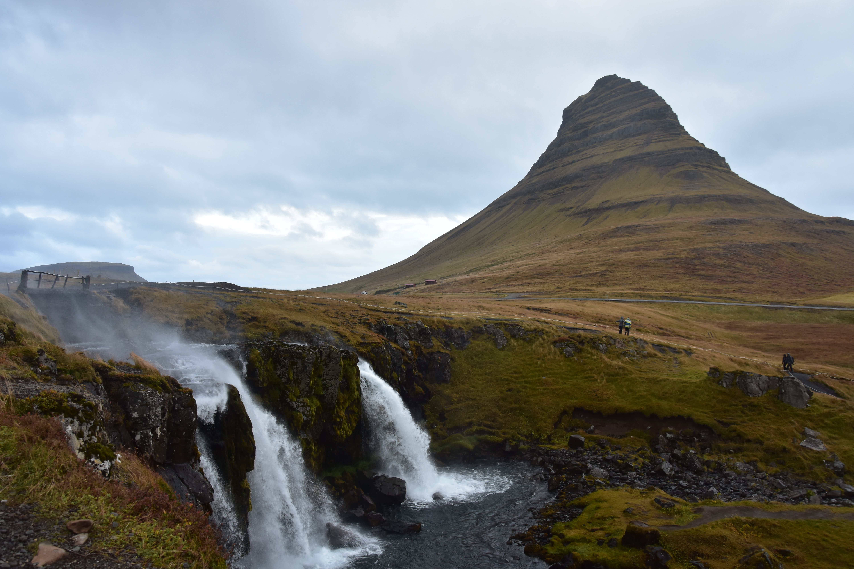 Más allá del muro, o Snaefellnes en Islandia