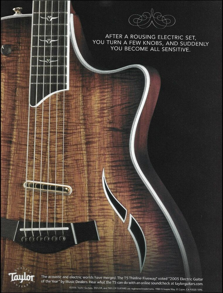 Musical Instruments & Gear Fender Natural Mahogany 6-string Acoustic-electric Guitar W/ Hard Case Luxuriant In Design