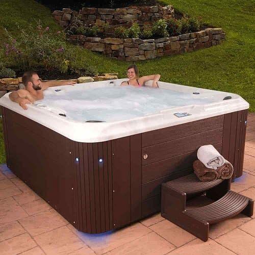 everlast spasu0027 85 and 90 jets hot tub at samu0027s hot tubs selection