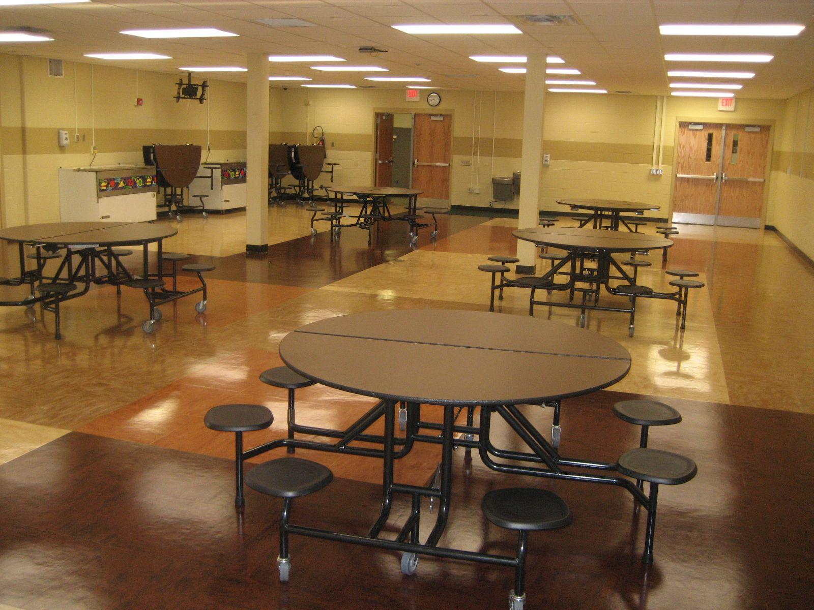 Happy Hollow Elementary - Palmer Hamilton Tables