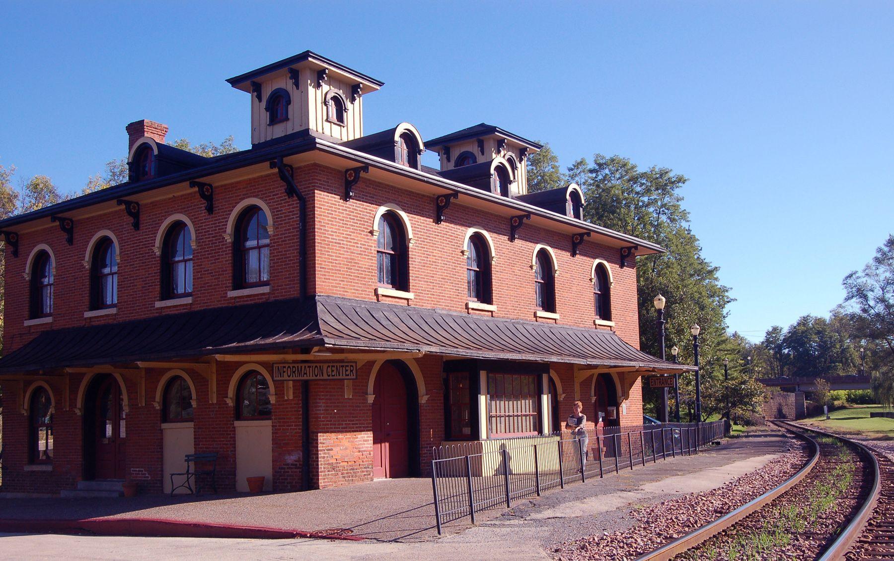 Train Depot Visitor Information Center