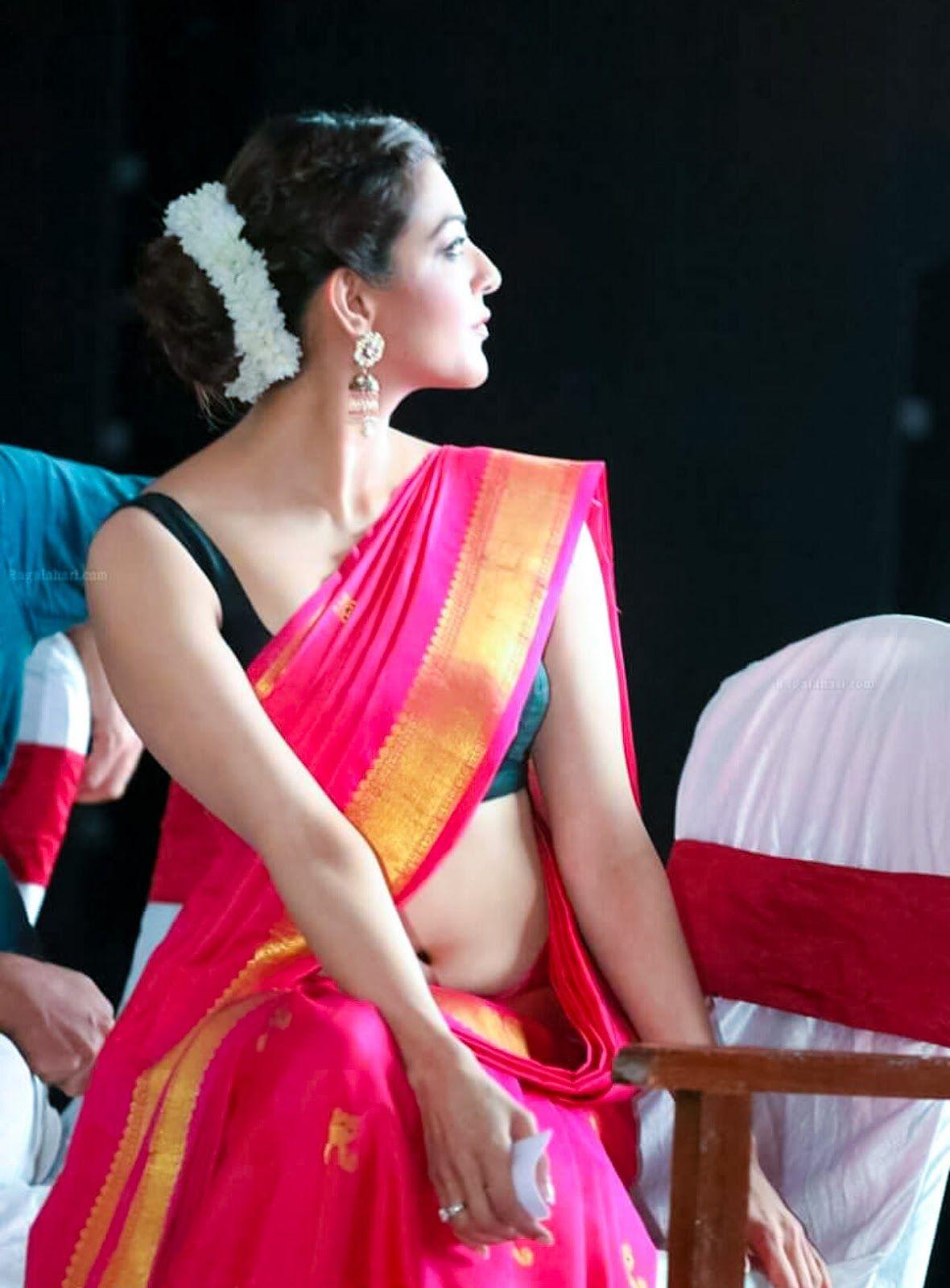 Kajalagarwalkajal Agarwal Hot In Sareekajal Agarwal Latest Photokajal Agarwal