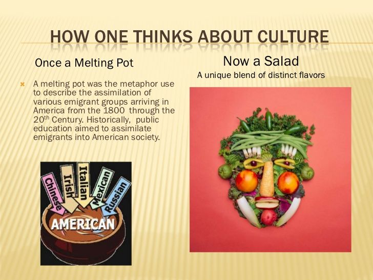 america not a melting pot Melting pot definition is - a place where a variety of races, cultures, or individuals assimilate into a cohesive whole a place where a variety of races, cultures, or individuals assimilate into a cohesive whole the population of such a place.