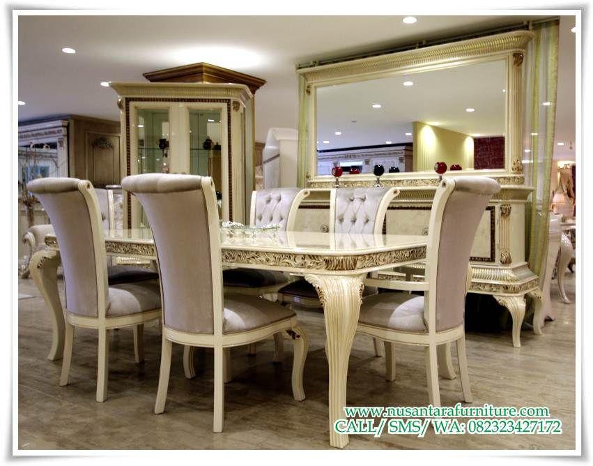 Furniture Jepara Kursi Sofa Tamu Ukir Mewah Almari Hias Jual