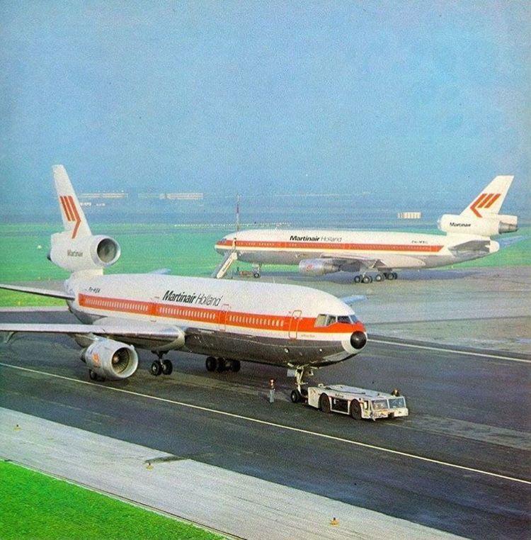 Martinair Air france, Fleet, Amsterdam airport schiphol