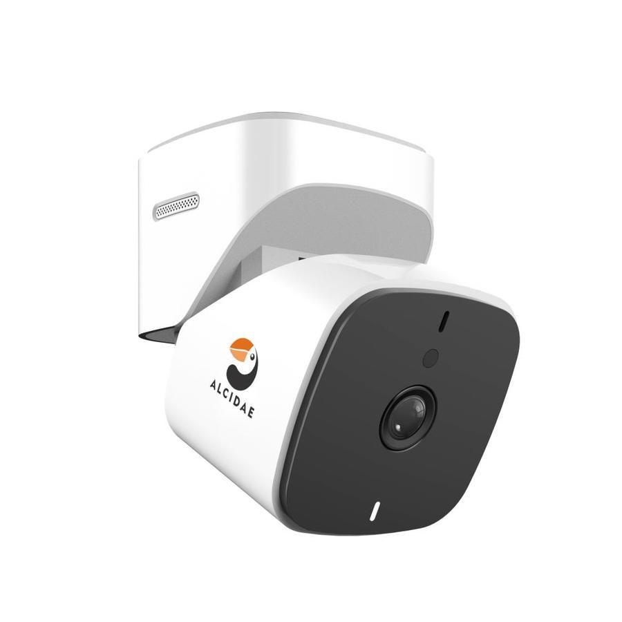 Alcidae Garager Smart Indoor Security Camera Lowes Com In 2020 Garage Door Opener Remote Garage Door Opener Garage Door Controller