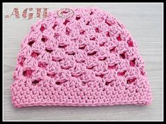 Ravelry: Easy Granny Baby Hat pattern by ag handmades