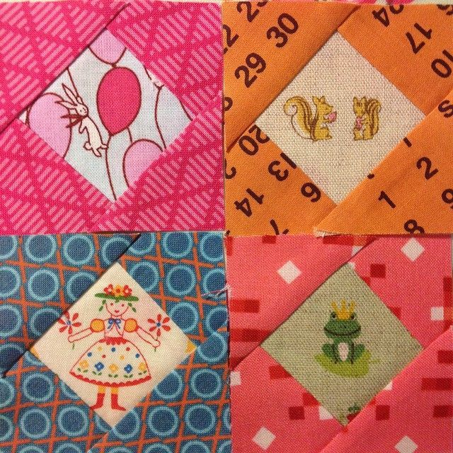 My Small World QAL {Panels 3 and 4} | mon petit lyons | Bloglovin'